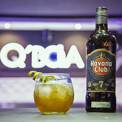 Coctel Havana Old Fashion